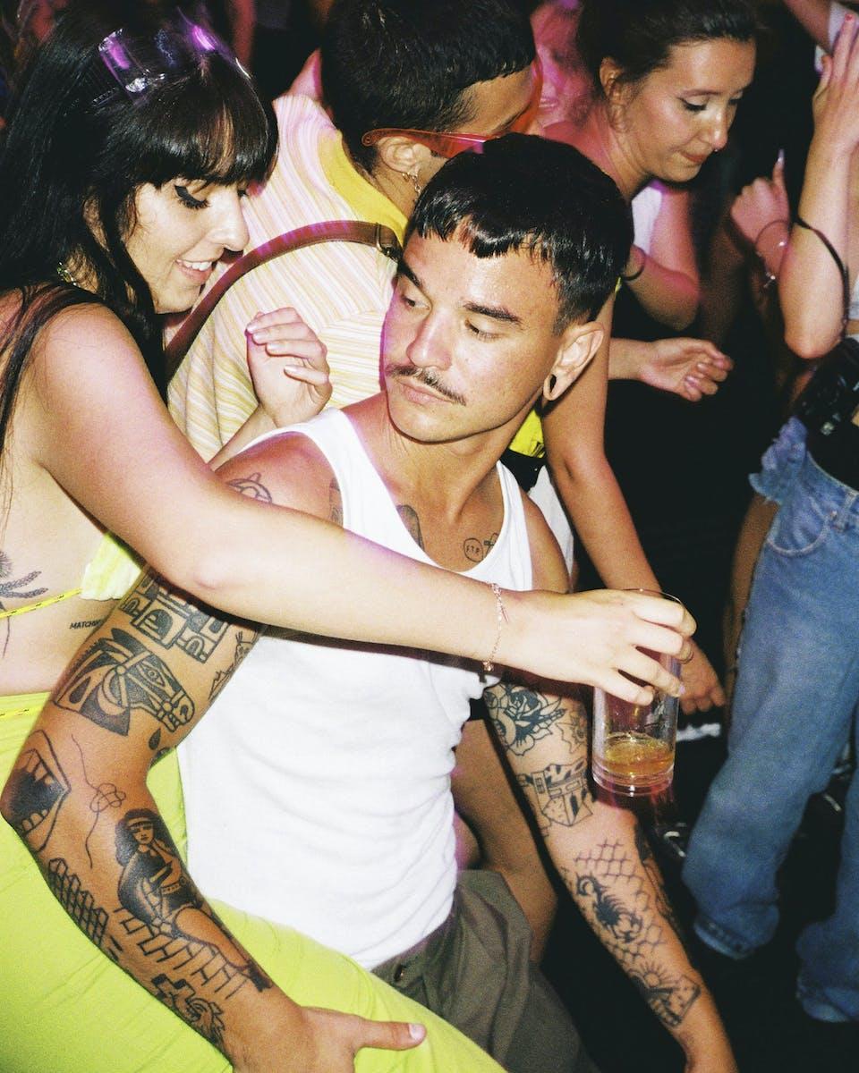 la cangri Barcelona club nightlife nacho riaza