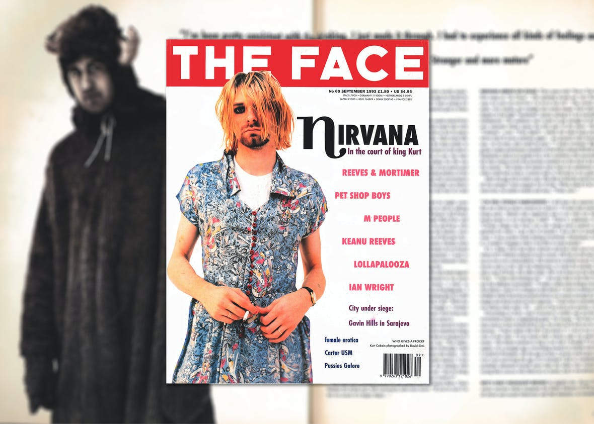 Grrr! Nirvana - The Face