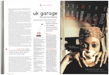 UK Garage - The Face
