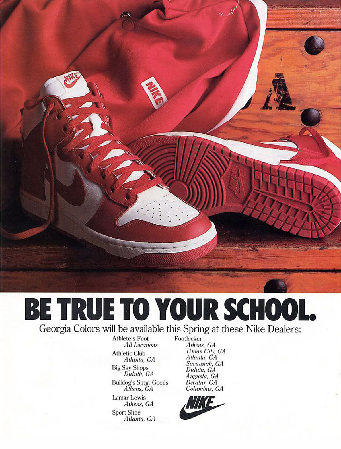 A brief history of the Nike Dunk - The Face