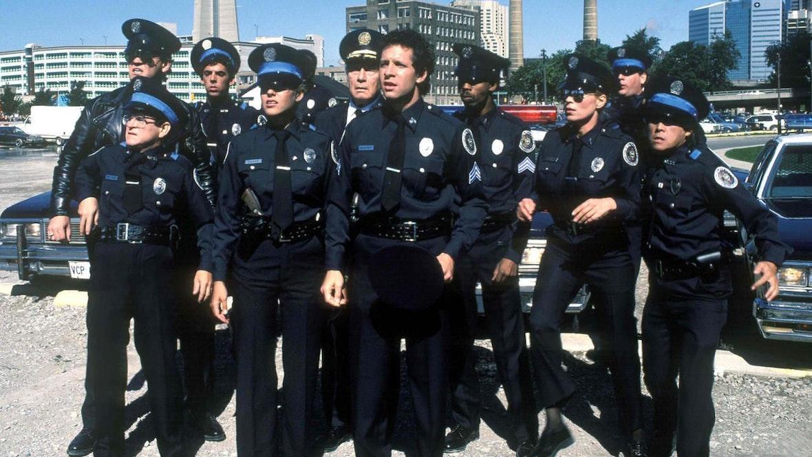 silent hill movie cop