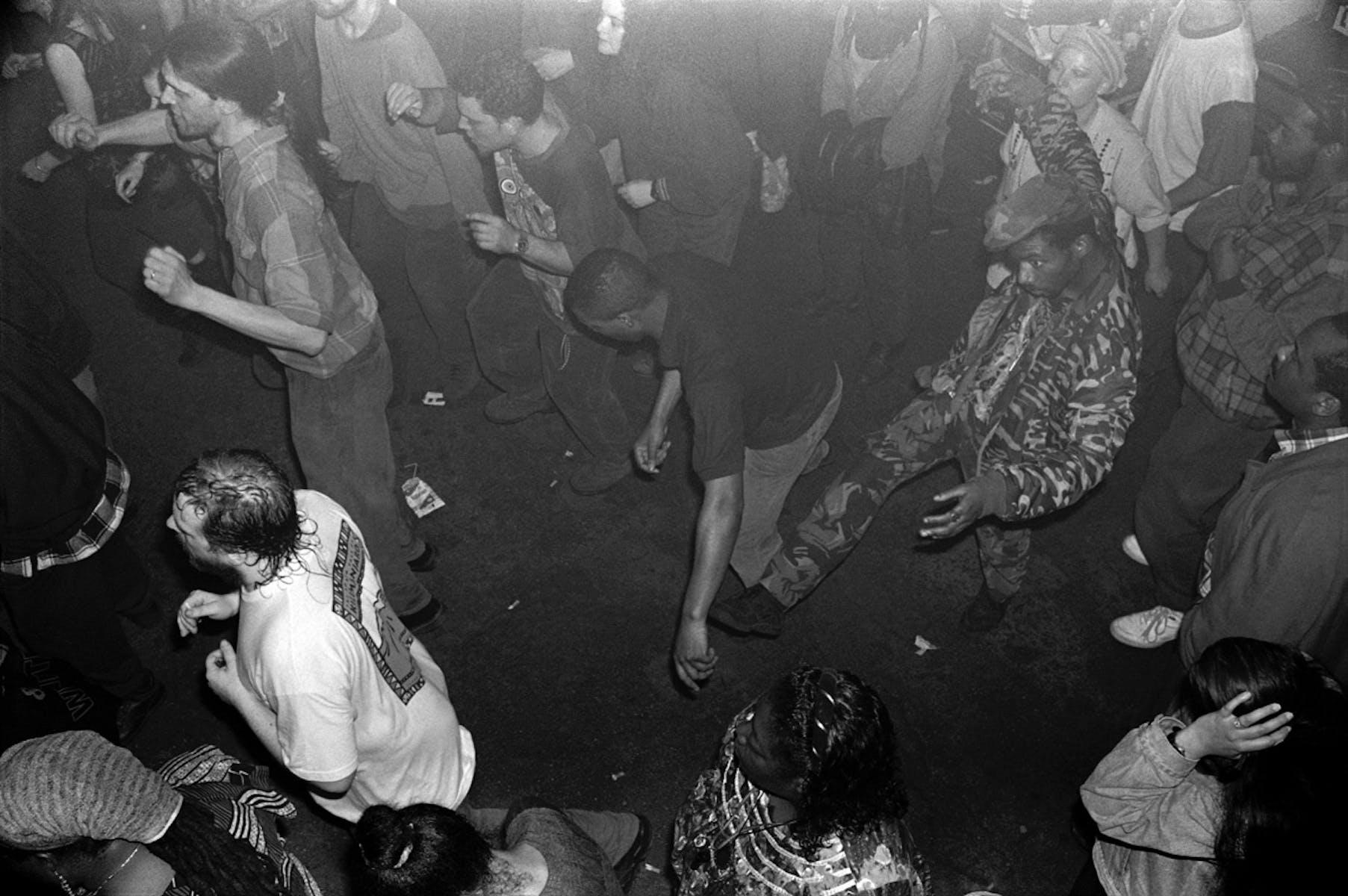 House of Roots Mark Alesky Vauxhall Reggae 90s Nightlife