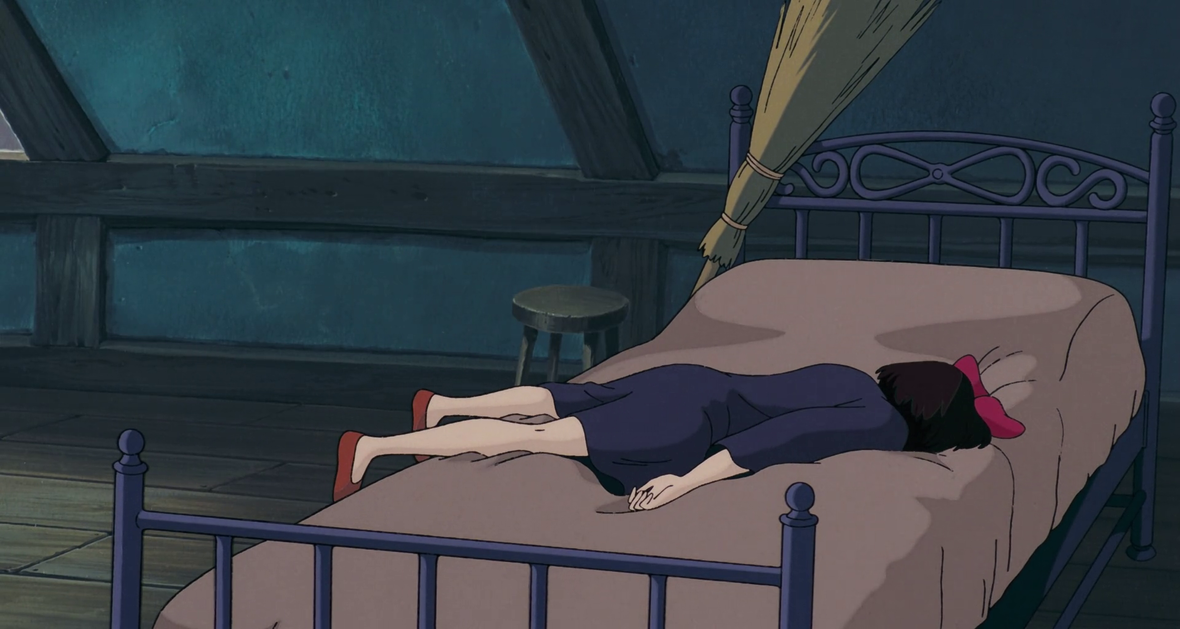 What Kiki's Delivery Service tells us about burnout - The Face